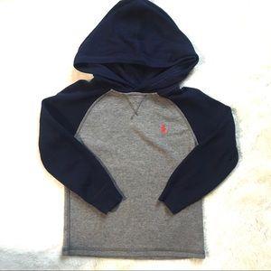 Polo Ralph Lauren lightweight hoodie